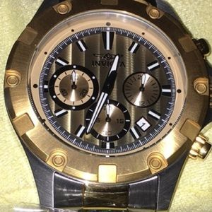INVICTA MEN'S WATCH BNWT
